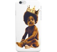 Big notoious big biggie  iPhone Case/Skin