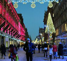xmas glasgow 2010 by biddumy