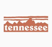 Tennessee Vols Pata-Style by Davis Luna