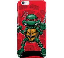 Lean and Green Rude Dude iPhone Case/Skin