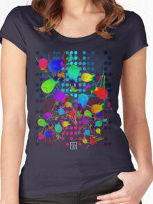 """""""Klein Bottles Cascade""""© Women's Fitted Scoop T-Shirt"""