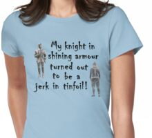 My Knight Womens Fitted T-Shirt