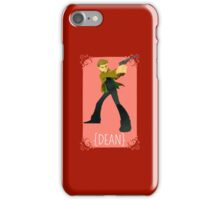 The Righteous Man iPhone Case/Skin