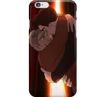 Behind Closed Curtains iPhone Case/Skin