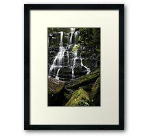 Nelson Falls, Tasmania, Australia Framed Print