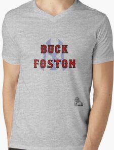 buck foston Mens V-Neck T-Shirt