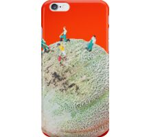 Dirty Cleaning On Sweet Melon iPhone Case/Skin