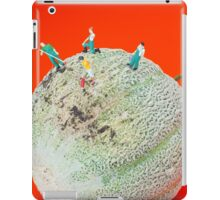 Dirty Cleaning On Sweet Melon iPad Case/Skin