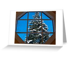 Christmas The Way I see It Greeting Card