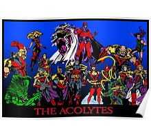 The Acolytes Poster