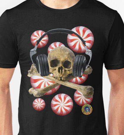 SKULL CANDY PEPPERMINT Unisex T-Shirt