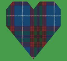 00205 Edinburgh District Tartan  Kids Clothes