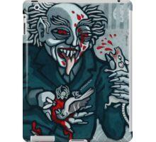 Knock, Vampire Jack of Spades iPad Case/Skin
