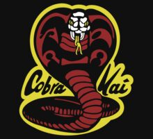 Cobra Kai | No Mercy  by slr81