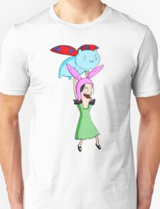 Catbug and Louise Unisex T-Shirt