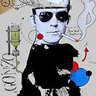 gonzo (hunter s. thompson) by Loui  Jover