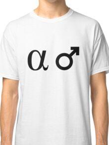 Alpha Male Classic T-Shirt