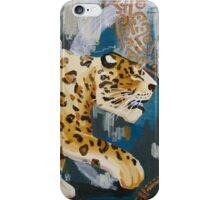 Aztec Jaguar iPhone Case/Skin
