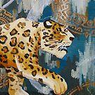 Aztec Jaguar by artizek