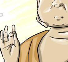 Inspirational Buddha Quote  Sticker