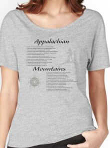 Appalachian Mountains Women's Relaxed Fit T-Shirt