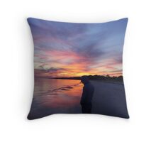 A Beautiful Number One Throw Pillow