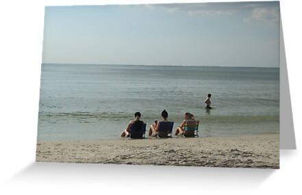 fun on the beach by ceciperu