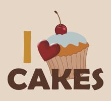I love cupcakes by red addiction