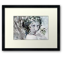 Ghost Of Christmas Present... Framed Print