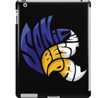 Starbomb - Sonic's Best Pal iPad Case/Skin