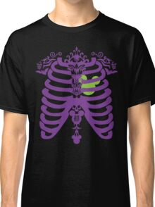 Haunted Heartbeat by Topher Adam Classic T-Shirt