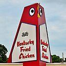 Marietta, Georgia - The Big Chicken by Scott Mitchell