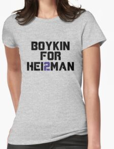 Boykin For Heisman Womens Fitted T-Shirt