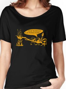 Cannibal Marshmallows Women's Relaxed Fit T-Shirt