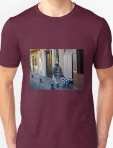 Out for a Stroll - Carcaixent, Spain Unisex T-Shirt