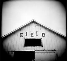 E.I.E.I.O. Photographic Print