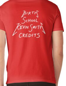 Birth. School. Kevin Smith. Credits. T-Shirt