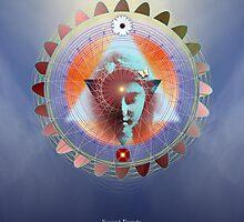 Sacred Female by Arie van der Wijst