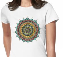 Summer Gelato Womens Fitted T-Shirt