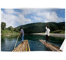 Rio Grande Rafting Poster