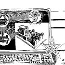 1995 The Home Computer and Herod's Temple by Davol White
