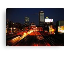 Boston Dreamin' Canvas Print
