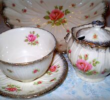 """Ducal"" Teaset -  Wedding Gift by EdsMum"