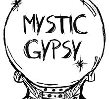 Crystal Ball Mystic Gypsy by mysticgypsyshop