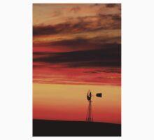 Autumn Windmill Kids Tee