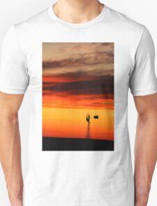 Autumn Windmill Unisex T-Shirt
