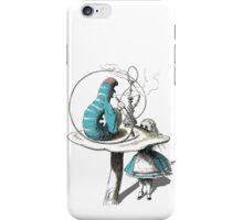 Alice wants a toke iPhone Case/Skin