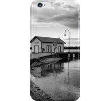 Fish Shed iPhone Case/Skin