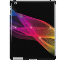 Rainbow Ribbon iPad Case/Skin