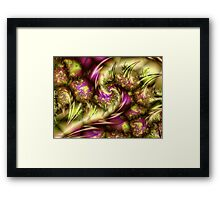 The Agony and the Ecstasy Framed Print